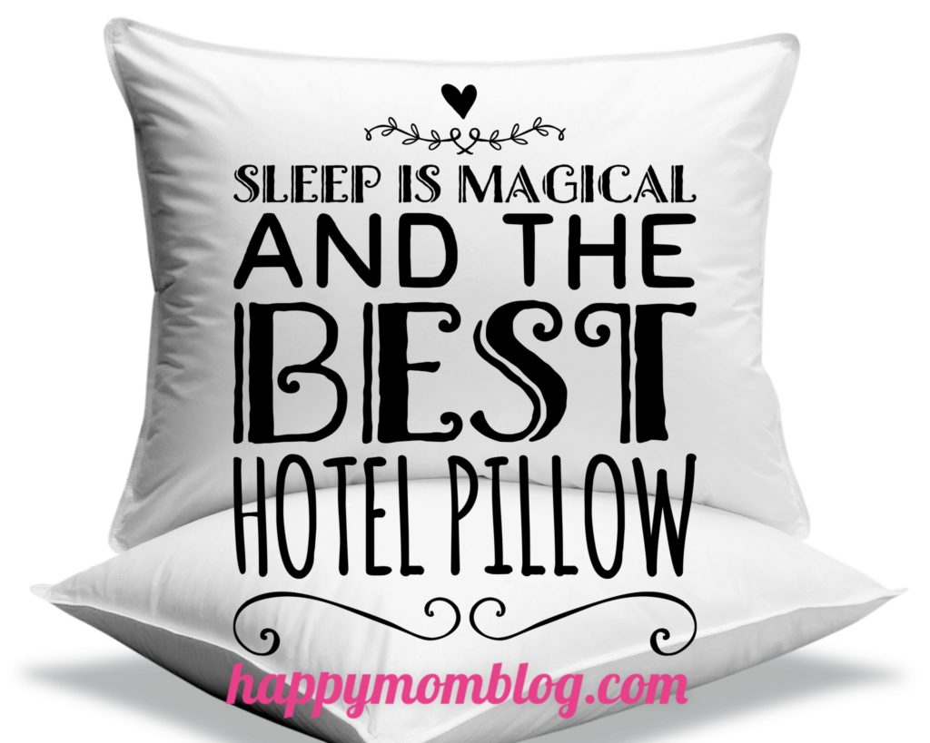The Best Pillow Ever Happy Mom Blog